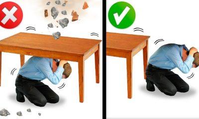 deprem de ne yapılmalı